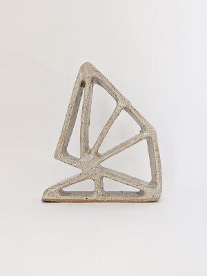 Natalie Rosin - Tessellate No.4 - Sculpture