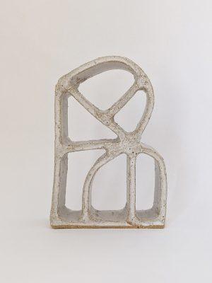 Natalie Rosin - Tessellate No.5 - Sculpture