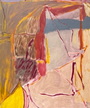 Diana Miller - We Doubt Yet We Know - Painting