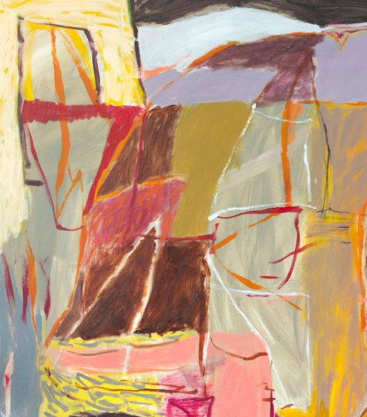 Diana Miller - We Doubt Yet We Know - Abstract Painting