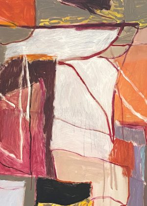 Diana Miller - We Know Yet We Doubt - Painting
