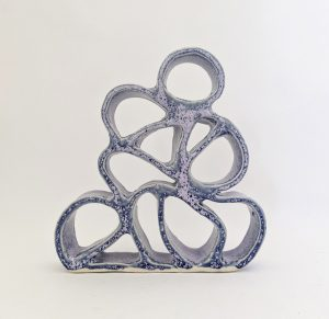 Natalie Rosin - Tessellate No.13 - Sculpture