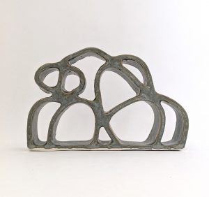Natalie Rosin - Tessellate No.14 - Sculpture