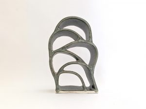 Natalie Rosin - Tessellate No.15 - Sculpture