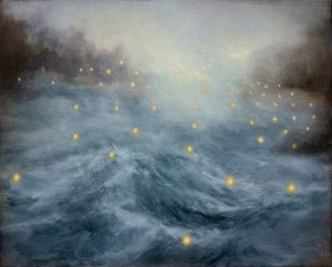 Susie Dureau - Rolling - Oil Painting