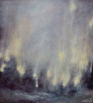 Susie Dureau - Transmission - Oil Painting