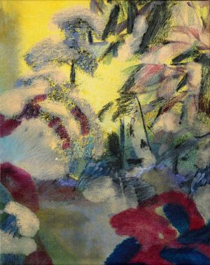 Amy Wright - Ode To The Garden Of The Mind Pt 2 - Painting