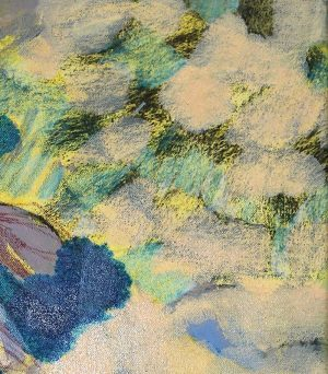 Amy Wright - Ode To The Garden Of The Mind Pt 4 - Painting