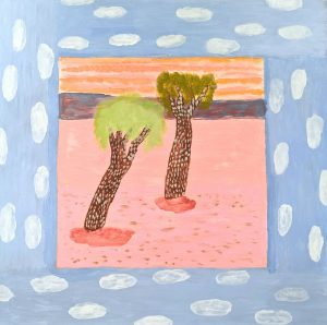 Ileigh Hellier - Balmy Afternoon - Painting