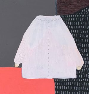 Lily Cummins - To Eviscerate - Painting