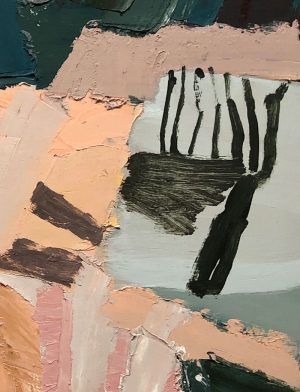 Melissa Boughey - Gravelly Track, Facing North - Landscape Painting