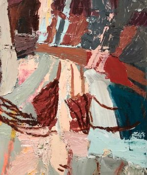 Melissa Boughey - Multi-storey Canopy - Abstract Landscape