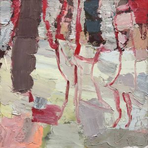 Melissa Boughey - Top Paddock to Remnant Bush - Abstract Landscape