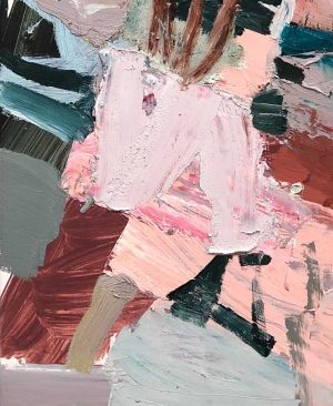 Melissa Boughey - Entanglement - Abstract Painting