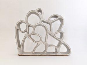 Natalie Rosin - Tessellate No.1 - Sculpture