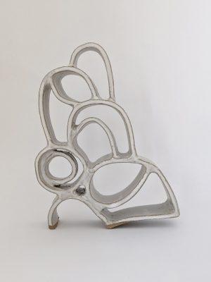 Natalie Rosin - Tessellate No.2 - Sculpture