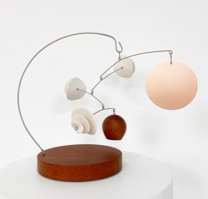 Odette Ireland - Ornamental Mobile No.9 - Sculpture