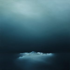 Theresa Hunt - The Other Side of Moonlight - Painting