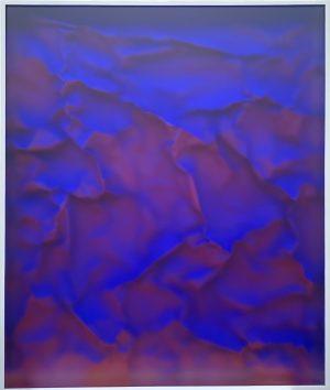 Daniel O'Toole - Sub Surface 1 - Painting