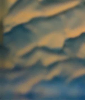Daniel O'Toole - Sub Surface 2 - Painting