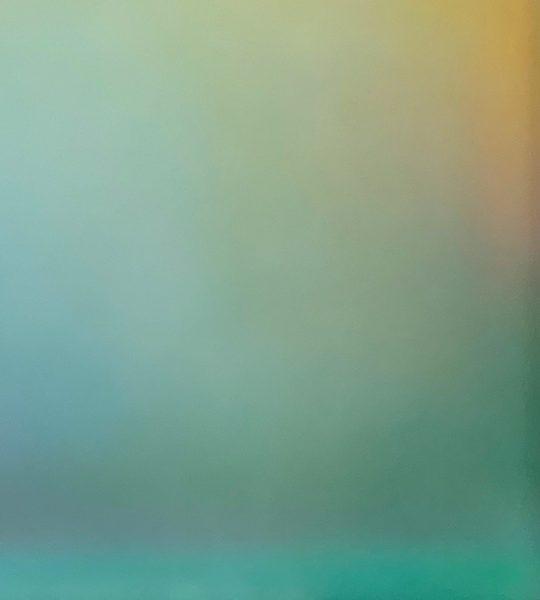 Daniel O'Toole - Vapour Cropped Transcription - Painting
