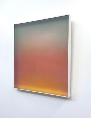 Daniel O'Toole - Vapour Study 1 - Painting