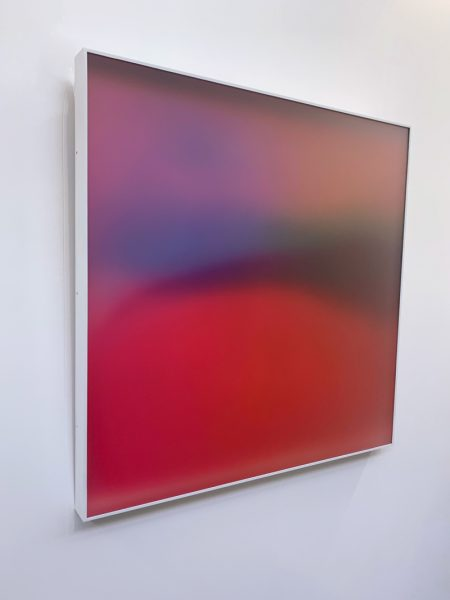 Dan O'Toole - Vapour 1 - Painting