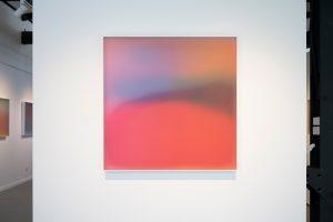 Dan O'Toole - Vapour 1 - Painting