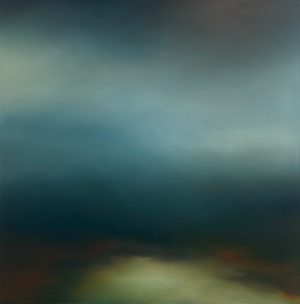 Theresa Hunt - What Lies Beneath - Painting