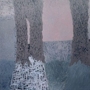 Ana Young - The Silence of Trees - Painting