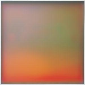 Daniel O'Toole - Vapour 2 - Painting