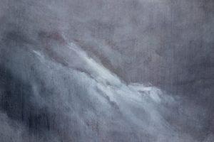 Susie Dureau - Be Water - Painting