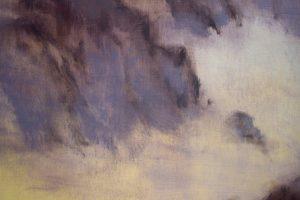 Susie Dureau - The Invisible - Painting