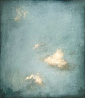 Susie Dureau - Blue 3 - Painting