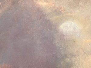 Susie Dureau - Selene (After Clarice) - Painting