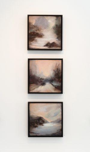 Susie Dureau - Hypnos - painting