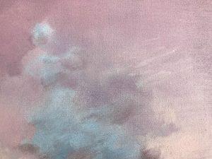 Susie Dureau - Knowing You - Painting