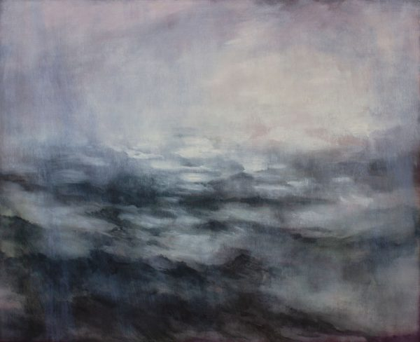 Susie Dureau - Ode to Camille - Painting