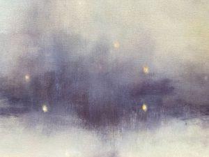 Susie Dureau - Eos - Painting
