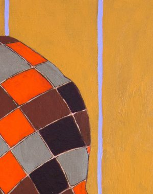 Kerrie Oliver - I Don't Know Why I Bother To Find The Essence Of Your Offhand Comments - Painting