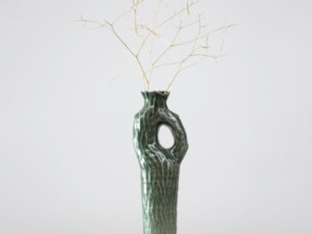 Kerryn Levy - Onishi Vase #21.40 - Sculpture