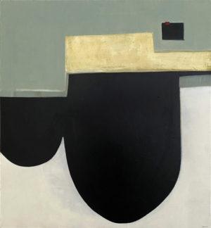 Leonie Barton - Headland III - Painting