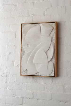 Lucas Wearne - Usagi - Limestone Relief