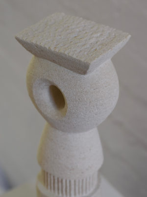 Lucas Wearne - Totem III - Sculpture