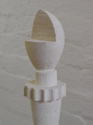 Lucas Wearne - Totem V - Sculpture