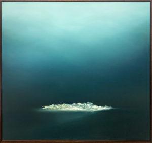 Theresa - On the Horizon - Painting