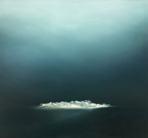 Theresa Hunt - On the Horizon - Painting