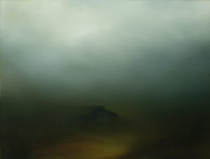 Theresa Hunt - As the Wind Echoes - Painting
