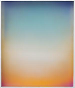 Daniel O'Toole - Tangerine - Painting