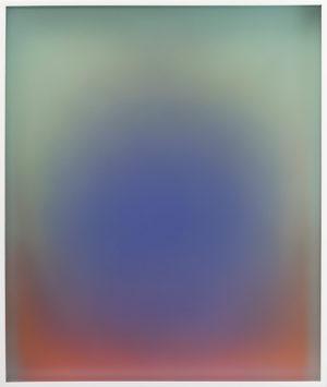 Daniel O'Toole - Tritone - Painting